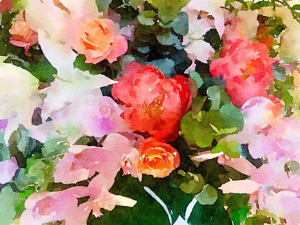 Week Twenty-One: Formal Flowers at The Savoy 4