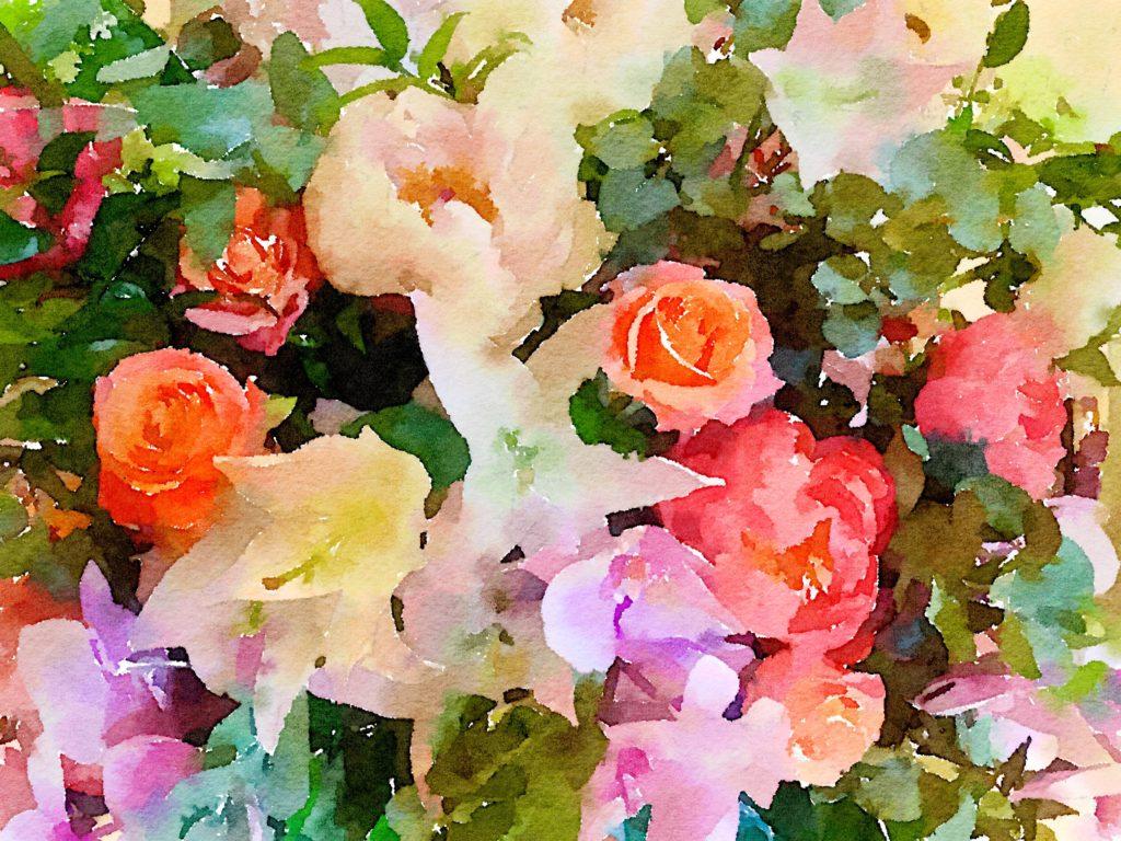 Week Twenty-One: Formal Flowers at The Savoy 2