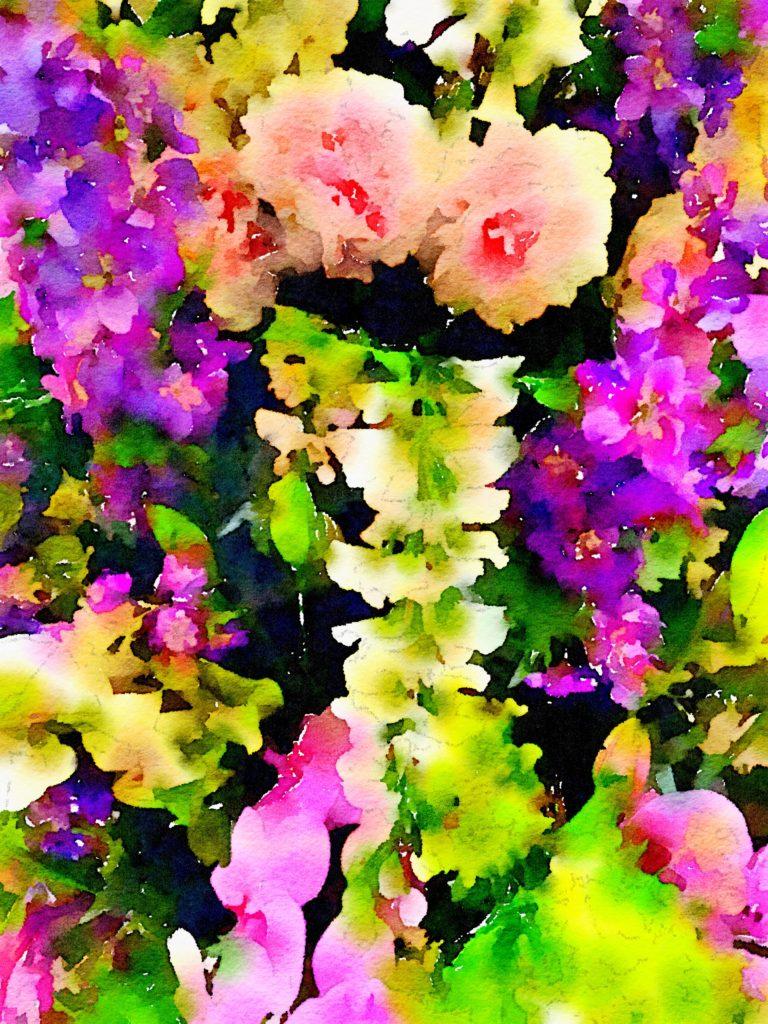 Week Twenty-One: Formal Flowers at The Savoy