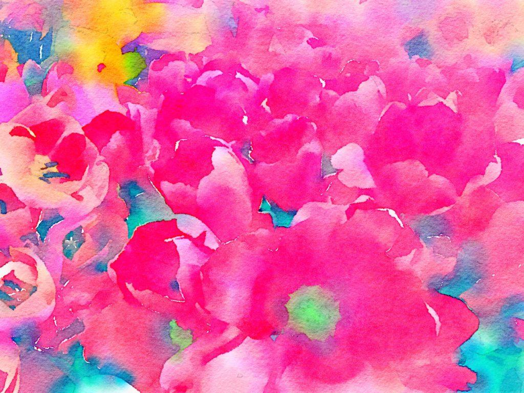 Week Twenty-Two: Floral Color Block 2