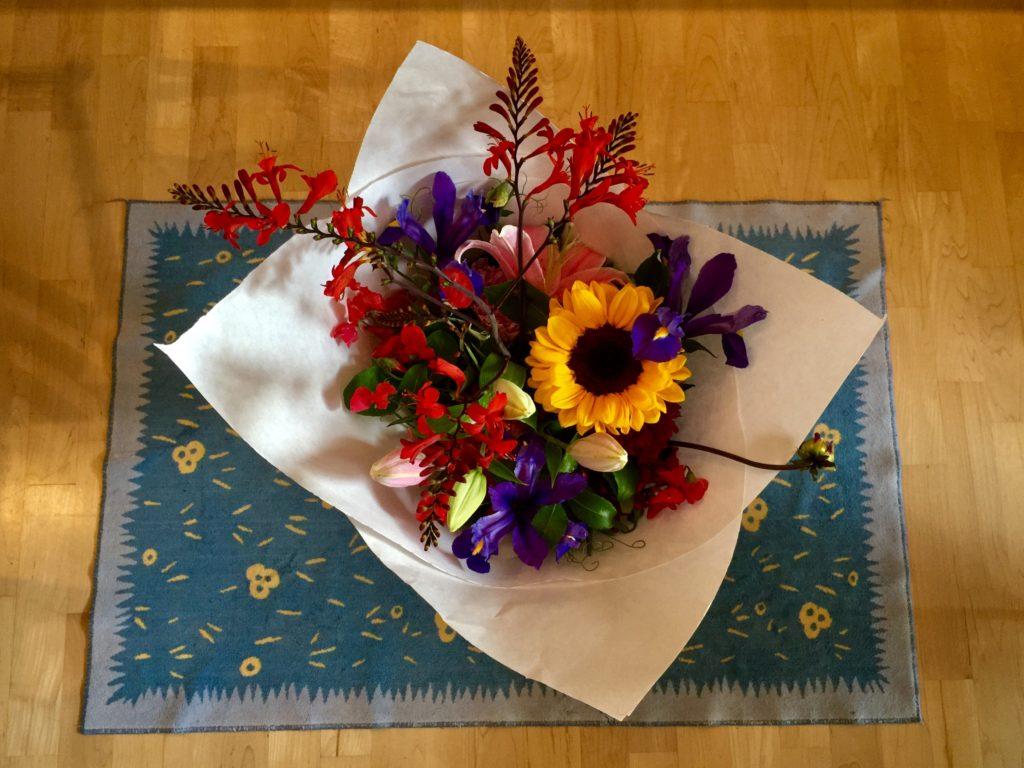 Week Twenty-Three: Fresh Pike Place Market Flowers