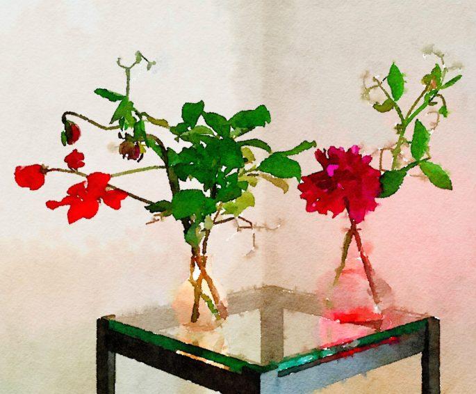 Week Twenty-Three: Two Small Bouquets