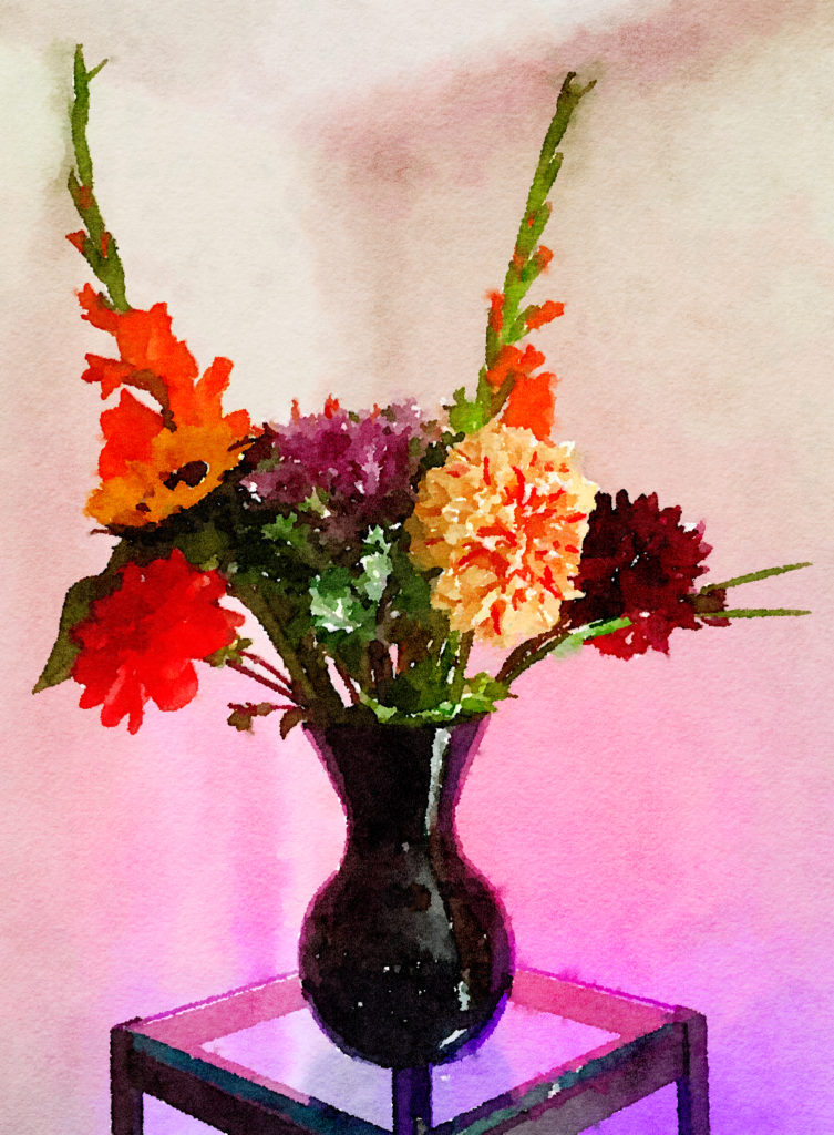 Braiden Blossoms Website Week Thirty-Nine: Big Bouquet
